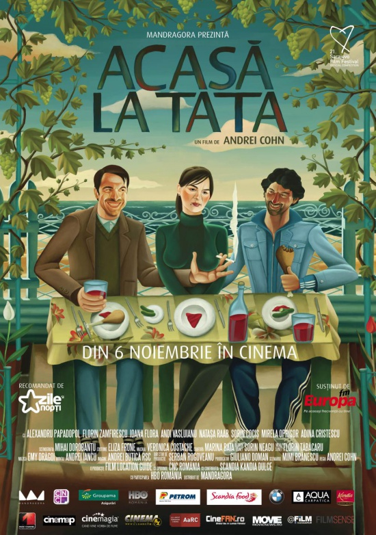 Acasă la tata (2014) - Photo