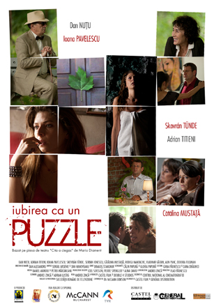 Puzzle for a Blind Man (2012) - Photo