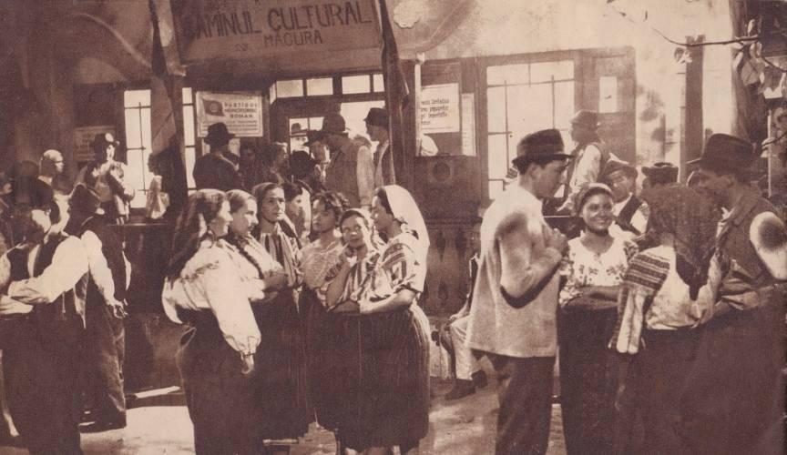 În sat la noi (1950) - Photo