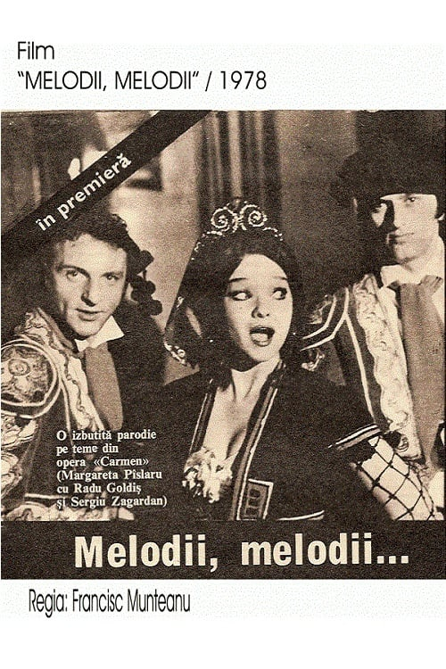 Melodii, melodii (1978) - Photo