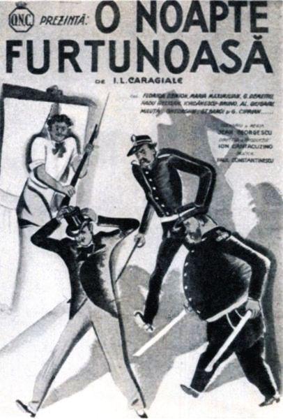 O noapte furtunoasă (1942) - Photo