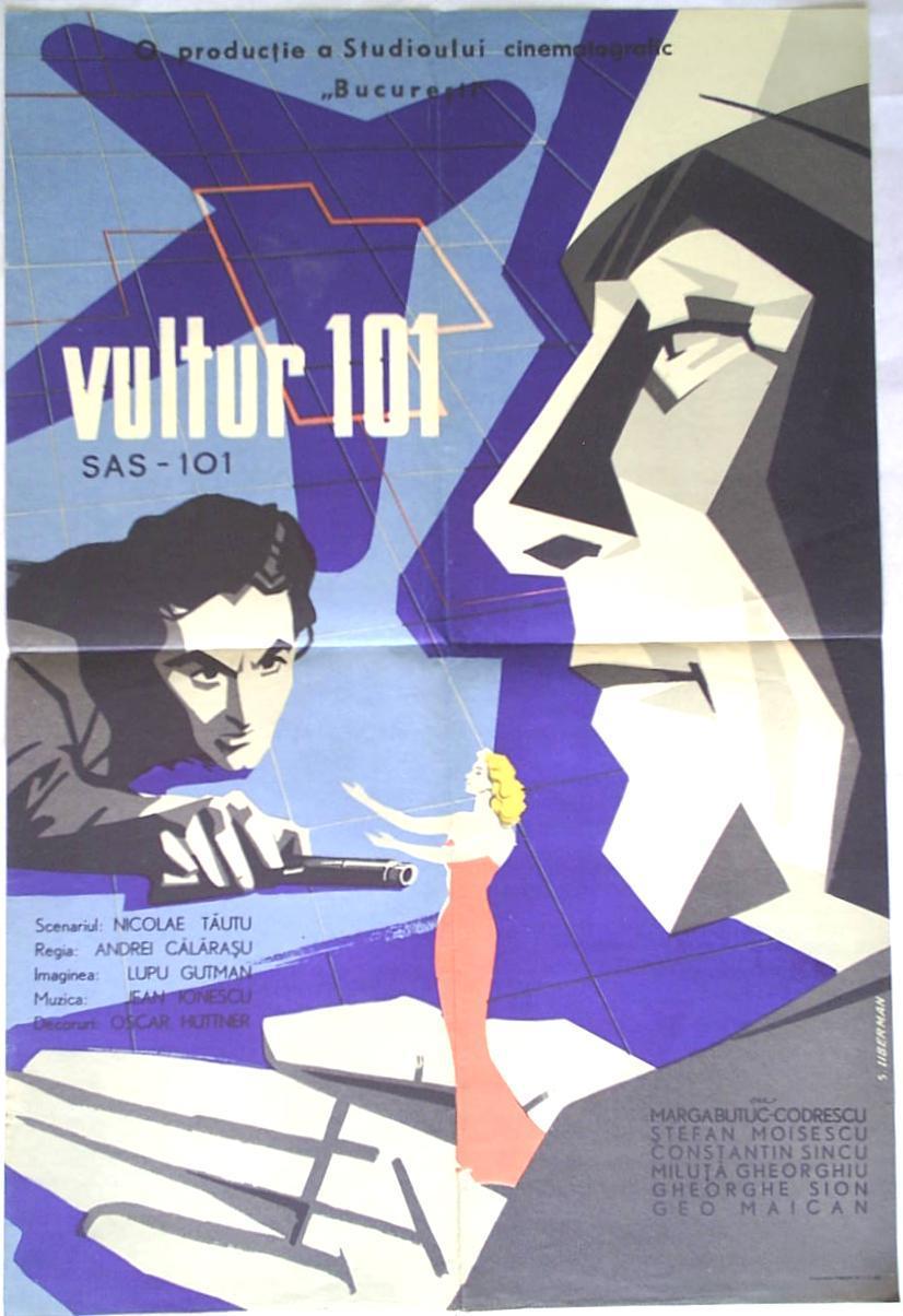 Vultur 101 (1957) - Photo