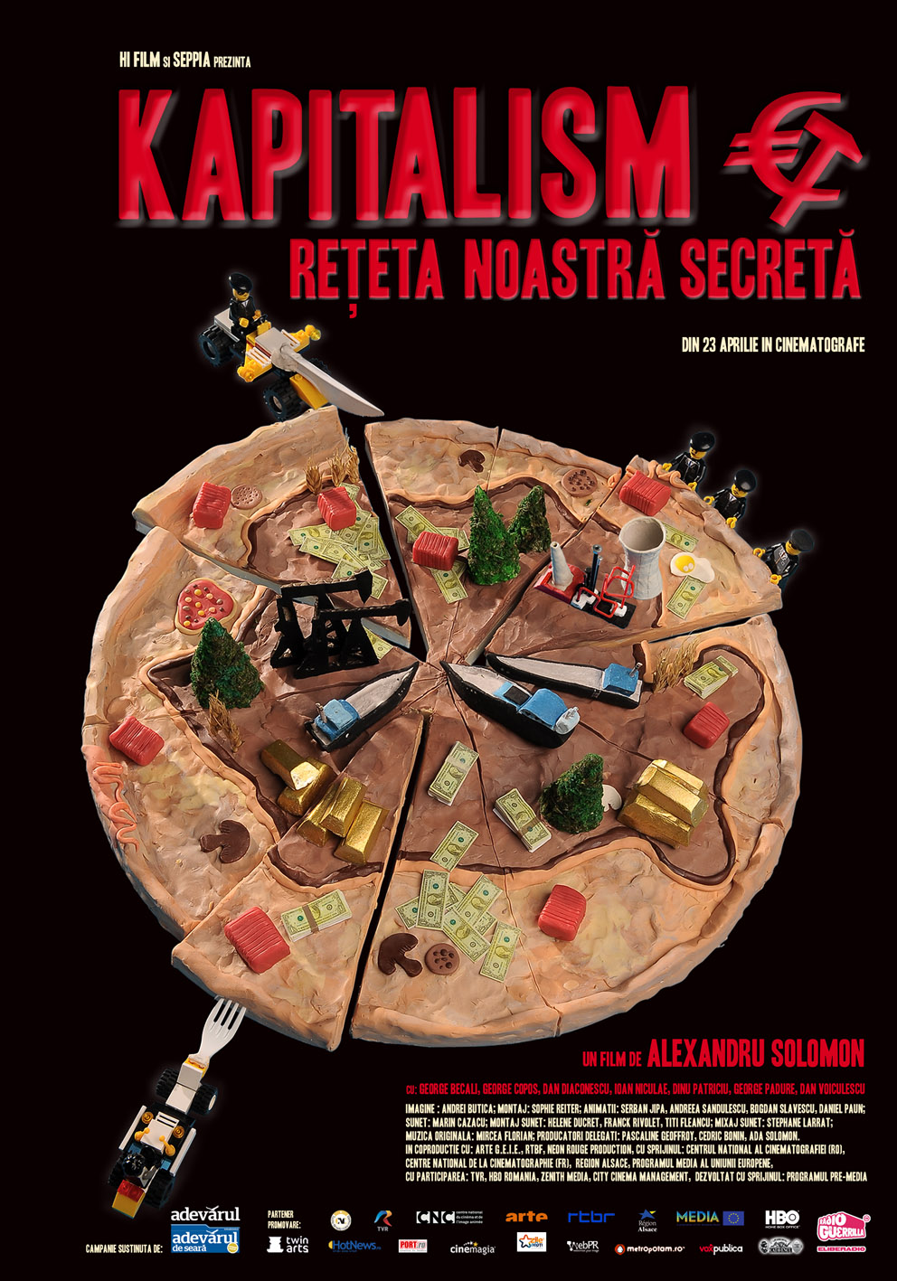 Kapitalism - reţeta noastră secretă (2010) - Photo