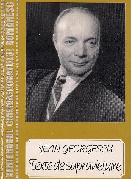 Mereu tânărul Jean Georgescu