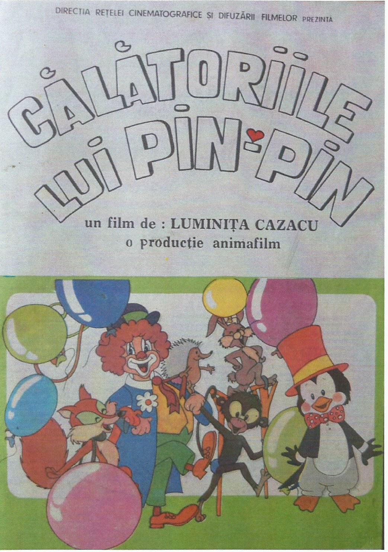 Călătoriile lui Pin-Pin (1989) - Photo