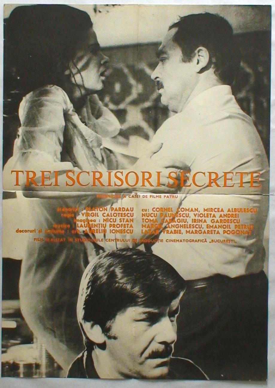 Trei scrisori secrete (1973) - Photo