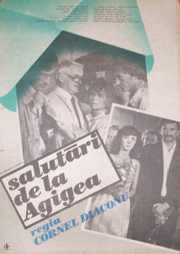 Salutări de la Agigea (1984) - Photo