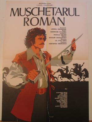 The Romanian Musketeer (1975) - Photo