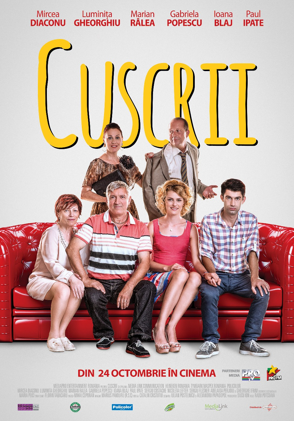 Cuscrii (2014) - Photo