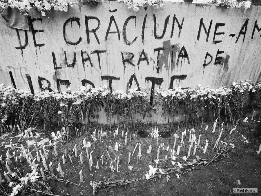 De Crăciun ne-am luat rația de libertate (1990) - Photo