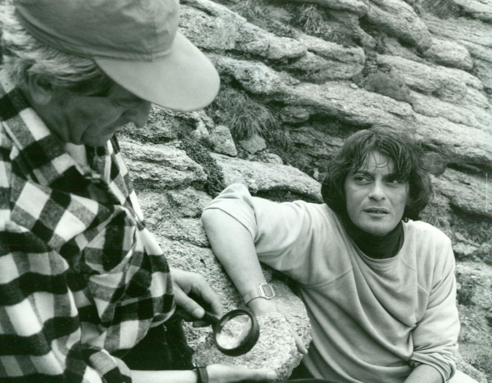 Vulcanul stins (1987) - Photo