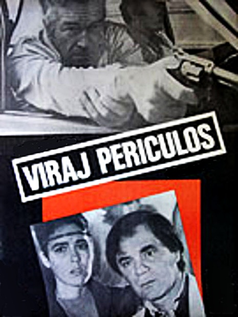 Viraj periculos (1982) - Photo