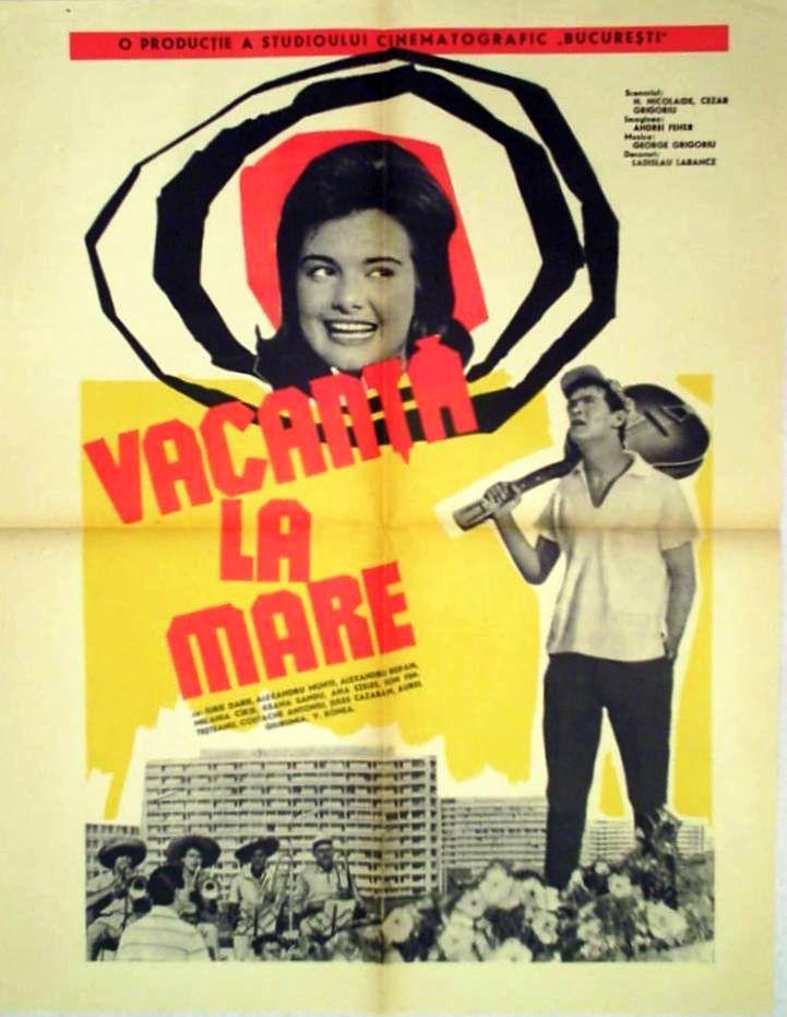 Vacanţă la mare (1962) - Photo