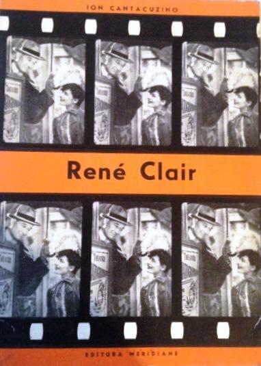 """""""René Clair"""" - Bibliorama"""