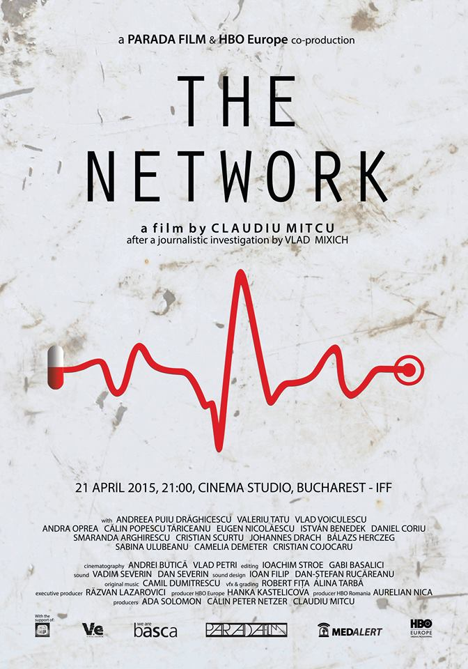 The Network (2014) - Photo