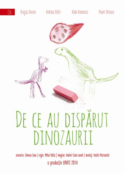 De ce au dispărut dinozaurii (2014) - Photo