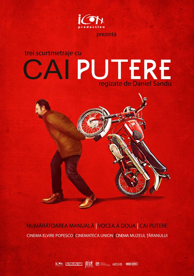 Trei scurtmetraje cu Cai Putere (2015) - Photo