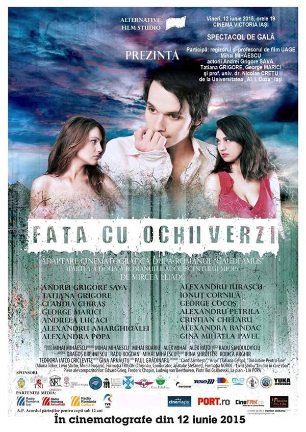 Fata cu ochii verzi (2014) - Photo