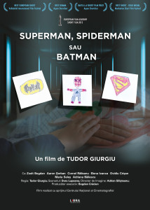 Superman, Spiderman sau Batman (2011) - Photo