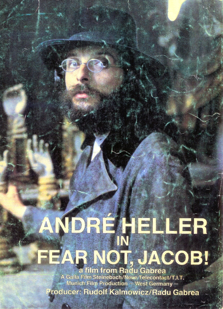 Nu te teme, Iacob! / Fürchte dich nicht, Jakob! (1982) - Photo