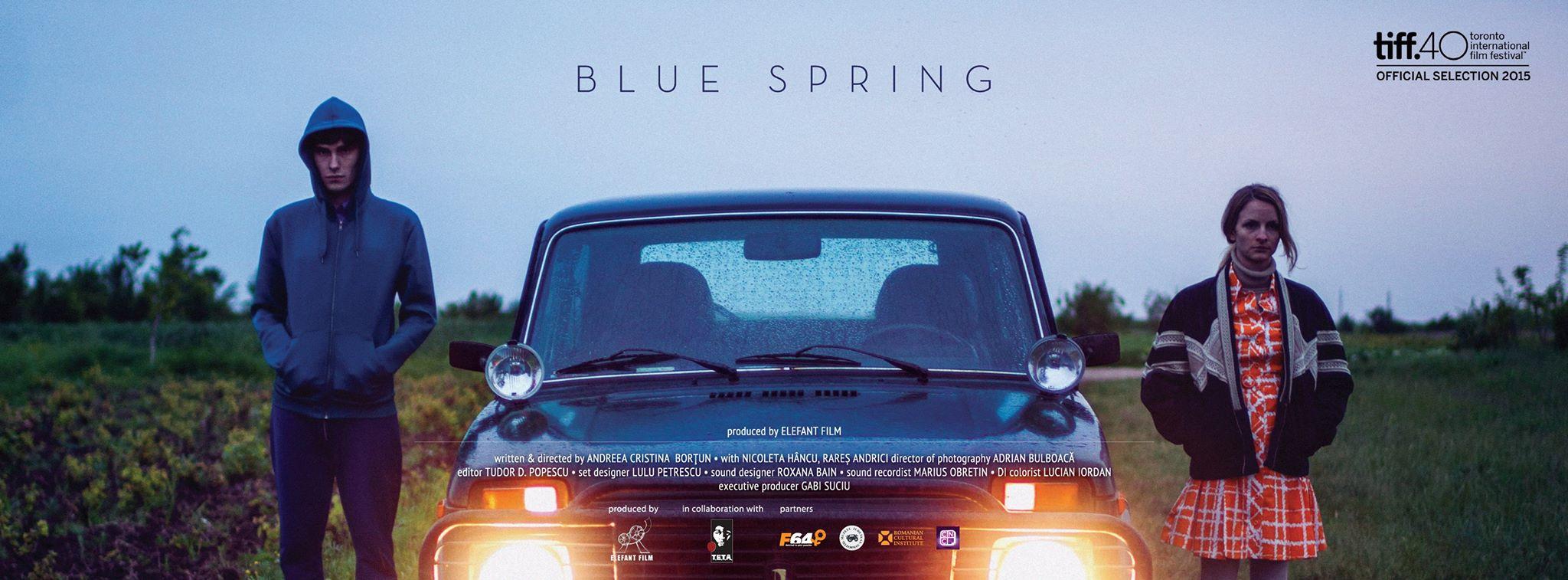 Blue Spring (2015) - Photo