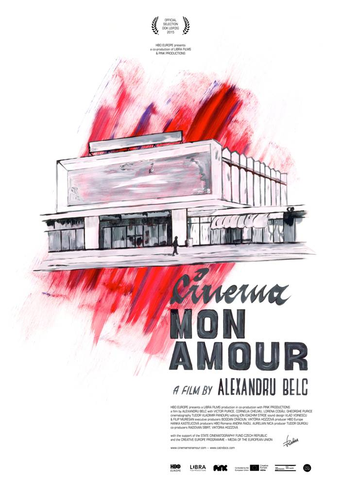 Cinema, mon amour (2015) - Photo